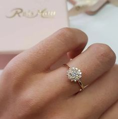 Lady, Gold Rings, Dream Wedding, Girly, Jewels, Engagement Rings, Crystals, Diamond, Pretty