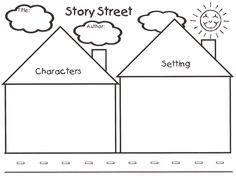 Printables Character And Setting Worksheets story elements worksheets and free stories on pinterest totally terrific in texas reading