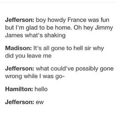 I love this - Hamilton musical Funny