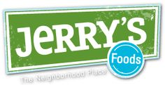 Jerry's Foods is a grocery store company with locations in Edina and Eden Prarie Minnesota, as well as a location in Sanibel Island, Florida.