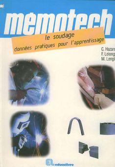 mémotech soudage donnees pratiques pour apprentissage.pdf par ( www.genie-electromecanique.com)