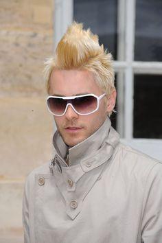 Pin for Later: Jared Leto hat die Haare schön! 2010