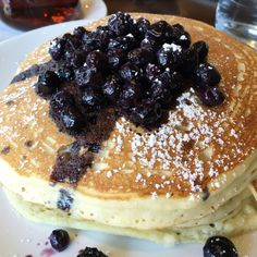 Gluten Free Pancakes at Freidman's in New York- Instagrammable New York Eats