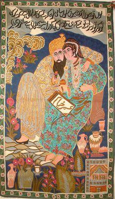 Album - Miniatures persanes