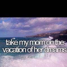 Azoren.. en Mexico.. met mams.. geweldige herinneringen..