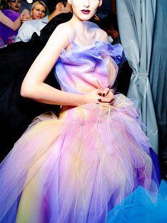 Christian Dior Haute Couture Fall 2010
