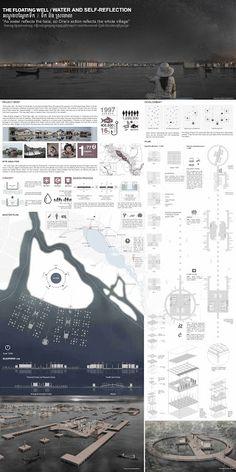 Architectural Board / 배재대학교 건축학과 졸업작품 2015 대상
