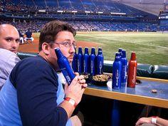 20 Fans Drunk at Baseball Games