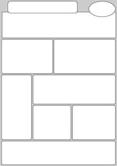 Template/renseignements pour faire les BDs en classe