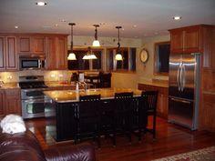 kitchen ideas center