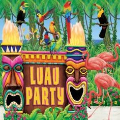 DIY Hawaiian luau party games to keep your guests festively entertained