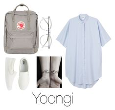 """Matching tattoos with Yoongi"" by infires-jhope on Polyvore featuring Monki, Fjällräven, Uniqlo and Wildfox"