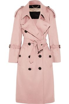 Burberry mantel pink