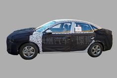 Next-gen #Hyundai #Verna for USA to be made in Mexico