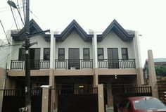 Townhouse with floor area of 80 sqm lot area of 53 sqm in Pasig City with 2 bedroom 2 bathroom for sale for only Php Manggahan Pasig City Pasig City Townhouse Real Estate Services, Townhouse, Philippines, Condo, Flooring, Mansions, Bathroom, House Styles, City