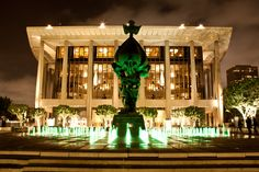 Dorothy Chandler Pavilion, Downtown Los Angeles