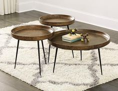 Gabe Bowl Accent Table - Accent Tables - End Table - Modern Accent Table…