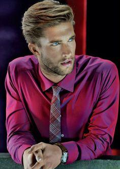 tristan burnett - beautiful colored shirt