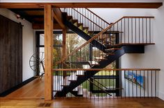 Stair Railing | Contemporary Design | Modern Staircase