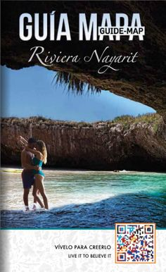 Interactive Map for Riviera Nayarit Mexico Pacific Vacation Towns
