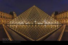Le Louvre by earlcollins2004