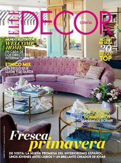 Imagazines Presents To You The Best Interior Design Magazines In Spain Because Our Editors Want