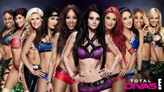 """Watch the """"Total Divas"""" mid-season finale Oct. 26 at 9/8 CT on E!. Tune in for new episodes Jan. 4 featuring Paige and Alicia Fox!"""