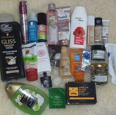 Produsele Cosmetice Terminate Recent (Iulie 2016)