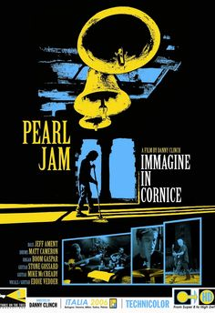 "Immagine in Cornice, Italian for ""picture in a frame,"" is a live concert film documenting the 2006 five-concert tour of beautiful Italy by Pearl Jam. It was released on September 25, 2007. Awesome footage, interviews, and kick ass shows."