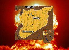 En los últimos días, la Biblia nos dice, que una serie de horribles eventos se llevará a cabo en la tierra de Siria. Uno de estos eventos es la desaparición de Damasco como una de las ciudades de estreno en el mundo...