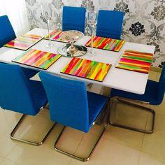 """Gracias por dejarme entrar a su hogar con mi arte... #gracias… Paint Brushes, Vintage Wood, Fused Glass, Handicraft, Table Runners, Diy Home Decor, Decoupage, Birthday Cards, Coasters"