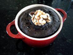 5-Minute Paleo, Honey-Sweetened, Chocolate Mug Cake