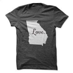 Love Georgia - #easy gift #hoodies/jackets. MORE INFO => https://www.sunfrog.com/States/Love-Georgia-62502412-Guys.html?60505