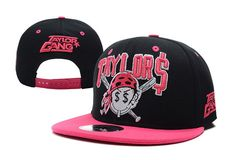 Taylor Gang $$ Snapback caps #Taylor #Gang #snapbacks #cap #hat #pink #black #freeshipping #cheap #fashion #hiphop