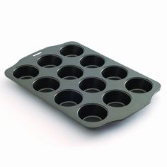 Norpro 12 Cup Nonstick Standard Muffin Pan *** Be sure to check out this awesome product-affiliate link. Baking Gadgets, Kitchen Gadgets, How To Make Cupcakes, Making Cupcakes, Kitchen Necessities, Muffin Tins, Black Ribbon, Baking Pans, Christmas Gifts