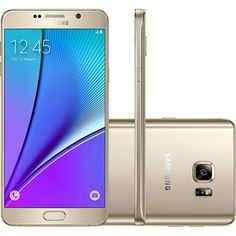 "Submarino Smartphone Samsung Galaxy Note 5 Desbloqueado Android 5.1 Tela 5.7"" 32GB 4G 16MP ==> R$2.591,19"