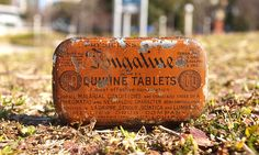 「Tongaline」タブレット Tin缶
