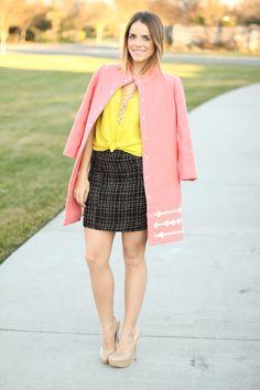 Lauren Moffatt Eastward Dress Coat