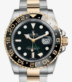 Rolex GMT-Master II | Yellow Rolesor