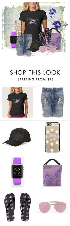 Flower Power 2 by bethany-ransom on Polyvore featuring Bliss and Mischief, NOVICA, Casetify, BCBGeneration and Boohoo, Zazzle floral