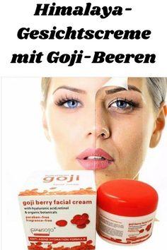 Belebt durch die Vorteile des krebsvorbeugenden Wirkstoffs der außergewöhnlichen Goji-Beere, adressiert die Goji Berry Facial Cream einen Sprung nach vorn im Feind des reifenden gesunden Hautwohls. Wir haben die nahrungsergänzende natürliche Goji-Beere [Himalayan Lycium Berry] mit außergewöhnlich ausgewählten, das Wohlbefinden fördernden Fixings für das Hautgesundheitsmanagement, einschließlich ätzender Hyaluronsäure und Retinol, ergänzt. Verwenden Sie diese leichte, parfümfreie Gesichtscreme... Lotion, Berry, Anti Aging Moisturizer, Facial Cream, Cream Cream, Hyaluronic Acid, Organic, Himalayan, Motivation