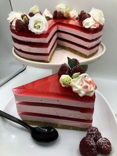 Yummy Treats, Delicious Desserts, Sweet Treats, Yummy Food, Yummy Yummy, My Recipes, Sweet Recipes, Cake Recipes, Jello Desserts