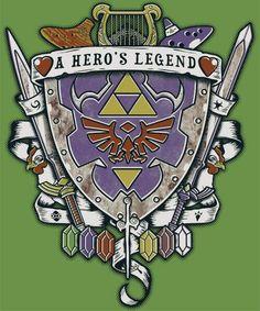 A Hero's Legend