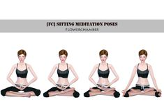 Sitting Meditation Pose Set, request by lowkeysimblr So, this is the meditation pose set that comes in three different version: CAS / INGAME Sit up_loop / INGAME Chair Sitting Note that the poses in.