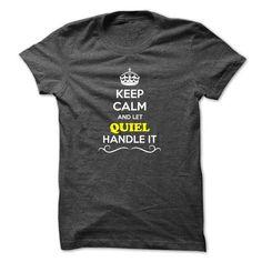 Cool T-shirt QUIEL T shirt - TEAM QUIEL, LIFETIME MEMBER Check more at http://designyourownsweatshirt.com/quiel-t-shirt-team-quiel-lifetime-member.html
