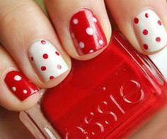 We love polka dots!