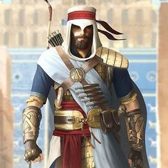 Work for a university project brief to design a new assassin for a time period of our choice. Character Concept, Character Art, Game Concept, Character Ideas, Persian Warrior, Assassin's Creed Brotherhood, Assassins Creed Black Flag, Edwards Kenway, Templer