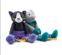 acc87013af NEW! MURPHY THE MOUSE  amp  CAMMY THE CAT SCENTSY Sidekicks offer the  engaging sensory