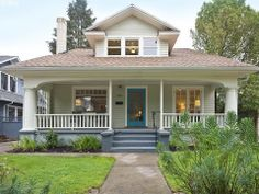 Craftsman - basically the perfect house