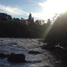 Rio De Magma at Instagram  Rio Trancura, nuestra inspiración Trancura river, our inspiration